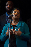 Press conference by the family of Trayvon Martin and Doreen Lawrence give a press conference in london. 11-5-12  Doreen Lawrence addresses the media.