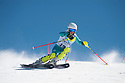 19/03/2019 under 14 girls slalom run 2