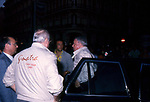 IN COMPAGNIA DEL PRODUTTORE  PIER QUINTO CARIAGGI  TOUR IN ITALIA  TAPPA DI BARI 06/1987