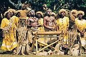 Nouméa, troupe de danse Wececa