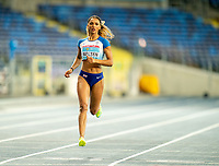 2nd May 2021; Silesian Stadium, Chorzow, Poland; World Athletics Relays 2021. Day 2; Laviai Nielsen of Great Britain before the ladies 4 x 400 race.