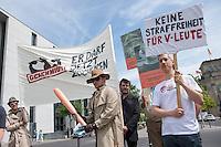 2015/06/08 Berlin | Protest gegen Straffreiheit für V-Leute