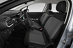 Front seat view of 2020 Citroen C3 Shine 5 Door Hatchback Front Seat  car photos