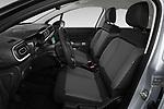 Front seat view of 2020 Citroen C3 Shine 5 Door Hatchback Front Seat  car photos