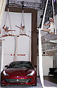 "Ferrari unveils new ""Ferrari GTC4 Lusso"" in Tokyo"
