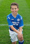 St Johnstone FC Academy Under 11's<br /> Jack Keast<br /> Picture by Graeme Hart.<br /> Copyright Perthshire Picture Agency<br /> Tel: 01738 623350  Mobile: 07990 594431