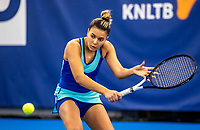 Amstelveen, Netherlands, 14  December, 2020, National Tennis Center, NTC, NK Indoor, National  Indoor Tennis Championships, Qualifying:  Diana Chehoudi  (NED) <br /> Photo: Henk Koster/tennisimages.com