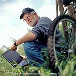 Lee Thorn - Chairman - Jhai Foundation, editorial, portrait