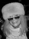 Sylvia Miles attending the new Woody Allen movie Premiere Reception Party for MELINDA AND MELINDA at Pastis Restaurant in New York City.<br />March 16, 2005