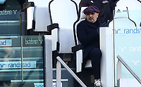 Calcio, Serie A: Juventus - Bologna, Turin, Allianz Stadium, January 24, 2021.<br /> Bologna's coach Sinisa Mihajlovic prior to the Italian Serie A football match between Juventus and Bologna at the Allianz stadium in Turin, January 24, 2021.<br /> UPDATE IMAGES PRESS/Isabella Bonotto