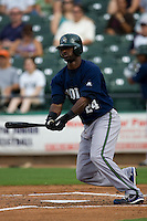 Miller, Jai 3077.jpg.  PCL baseball featuring the New Orleans Zephyrs at Round Rock Express  at Dell Diamond on June 19th 2009 in Round Rock, Texas. Photo by Andrew Woolley.