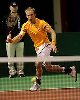 6-2-10, Rotterdam, Tennis, ABNAMROWTT, First quallifying round, Stephane Bohli