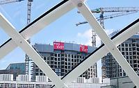 Nederland Den Haag -  maart 2021.  Bouwen in Den Haag. Provast.  Foto  ANP / Hollandse Hoogte / Berlinda van Dam
