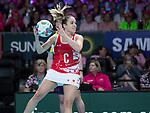 28/10/17 Fast5 2017<br /> Fast 5 Netball World Series<br /> Hisense Arena Melbourne<br /> England v Sth Africa<br /> <br /> Beth Cobden<br /> <br /> <br /> <br /> Photo: Grant Treeby