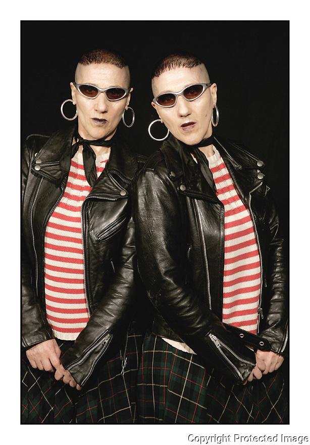 Jumeaux.