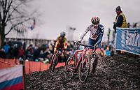 Hellen Wyman (GBR)<br /> <br /> Women Elite Race<br /> UCI CX Worlds 2018<br /> Valkenburg - The Netherlands