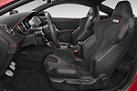 Front seat view of a 2014 Peugeot RCZ R 2 Door Coupe 2WD Front Seat car photos