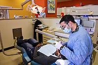 Columbia University Medical Center, Dental school.