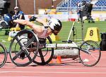 Brent Lakatos, Toronto 2015 - Para Athletics // Para-athlétisme.<br /> Brent Lakatos competes in the Men's 800m T53 Final // Brent Lakatos participe à la finale du 800 m T53 masculin. 13/08/2015.
