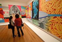 4415 /  MoMA: AMERIKA, VEREINIGTE STAATEN VON AMERIKA, NEW YORK, (AMERICA, UNITED STATES OF AMERICA), 02.09.2006: Museum of Modern Art,