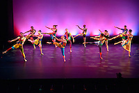 """""""Outburst"""" by MADCo at Lee Theater at University of Missouri in St. Louis on Sept 14, 2012."""