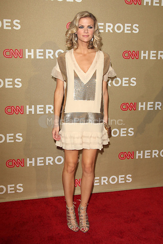 Brooklyn Decker at the CNN Heroes: An All-Star Tribute at The Shrine Auditorium on December 11, 2011 in Los Angeles, California.