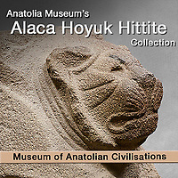 Alaca Huyuk Hittite Artefacts - Anatolian Civilisations Museum.