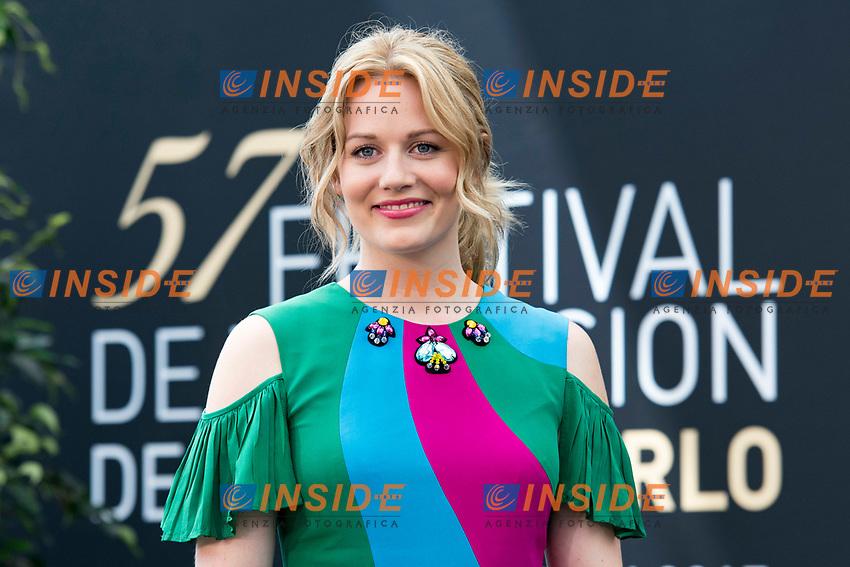 Cara Theobold (Absentia) Monaco - 17/06/2017<br /> 57 festival TV Monte Carlo <br /> Foto Norbert Scanella / Panoramic / Insidefoto