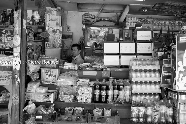 Photo de bouffe de rue a Bangkok<br /> - Bangkok street food photography<br /> <br /> PHOTO : Roussel Fine Art Photo