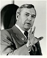 File Photo  - Saskatchewan NDP  Premier Allan Blakeney (date unknown)