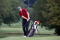 SAPPHIRE, NC - OCTOBER 01: Jack Wall of the University of South Carolina pitches at The Country Club of Sapphire Valley on October 01, 2019 in Sapphire, North Carolina.