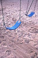 Playground swings<br />