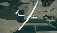 Segelflugzeug der Offenen Klasse, ASH 25