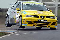Round 1 of the 2005 British Touring Car Championship. #57. Luke Hines (GBR). SEAT Sport UK. SEAT Toledo.
