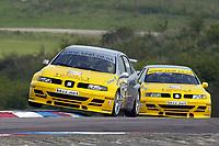 Round 2 of the 2005 British Touring Car Championship. #12. James Pickford (GBR). SEAT Sport UK. SEAT Toledo.