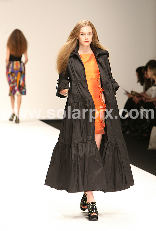 **ALL ROUND PICTURES FROM SOLARPIX.COM**                                             **WORLDWIDE SYNDICATION RIGHTS**                                                                                  Caption:    London Fashion Week. PPQ  fashion show.                                                                              This pic:   PPQ runway                                                                                            JOB REF:    12112    MLW       DATE:  18.09.2010                                                          **MUST CREDIT SOLARPIX.COM OR DOUBLE FEE WILL BE CHARGED**                                                                      **MUST AGREE FEE BEFORE ONLINE USAGE**                               **CALL US ON: +34 952 811 768 or LOW RATE FROM UK 0844 617 7637**
