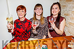 Christine Hurley (Tralee), Nicola and Avalon O'Dowd (Tralee) enjoying Little Women's Christmas in Bella Bia on Sunday.
