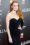 """Cristina Castaño attends to the photocall of the premiere of """"Aliados"""" in Madrid. November 22, 2016. (ALTERPHOTOS/Borja B.Hojas)"""