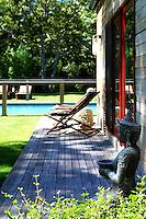 house's patio