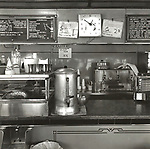 78-162 #1. Diner counter. Scan from original print.