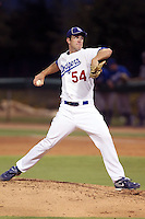 Lindsey Caughel - 2012 AZL Dodgers (Bill Mitchell)