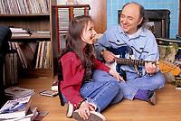 PHOTO EXCLUSIVE - <br /> Lucien Francoeur et sa famille, 1997<br /> <br /> PHOTO : Agence Quebec Presse