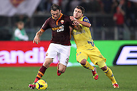 AS Roma vs. AC Chievo Verona, October 31, 2013