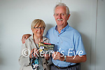 Del and Brendan O'Sullivan, Listowel winners of Kerry's Eye staycation competition for a luxury stay at the Kenmare Bay hotel.