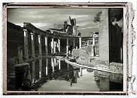 The Maritime Theatre Hadian's Villa (Villa Adriana) Tivoli, Italy