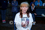 Sharon Roche ready to get her hair shaved for Open Arms Kerry in Pearse Park in Tralee on Friday for the World Suicide Awareness Day