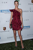 CULVER CITY, CA - NOVEMBER 09: Actress/model Rosie Huntington-Whiteley arrives at the 2nd Annual Baby2Baby Gala held at The Book Bindery on November 9, 2013 in Culver City, California. (Photo by Xavier Collin/Celebrity Monitor)