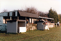 General view of Shillington FC, Playing Fields, Greenfields, Shillington, Bedfordshire, pictured on 24th December 1988