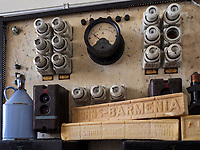 Raum des Hausmeisters, Bauhaus Museum = Otto Haesler Museum in Celle, Niedersachsen, Deutschland, Europa<br /> room of the caretaker  in Bauhaus Museum = Otto Haesler Museum in Celle, Lower Saxony, Germany, Europe