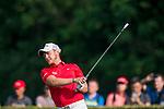 Danny Willett of England tees off during the 58th UBS Hong Kong Golf Open as part of the European Tour on 11 December 2016, at the Hong Kong Golf Club, Fanling, Hong Kong, China. Photo by Marcio Rodrigo Machado / Power Sport Images